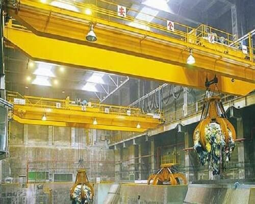 ellsen featured grab bucket overhead crane
