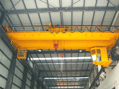 QB Explosion Proof Crane with Hook Cap.16/3.2-20/5t