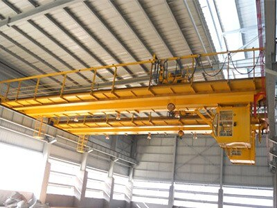 32t, 40t Overhead Crane with Carrier-beam
