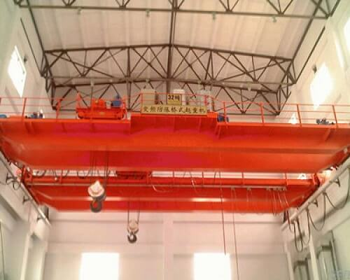 20 t Double Girder Explosion Proof Overhead Crane with Hook
