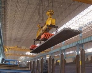 QC Electromagnetic Overhead Crane for Sale