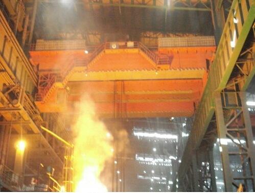 coal mine explosion proof bridge crane