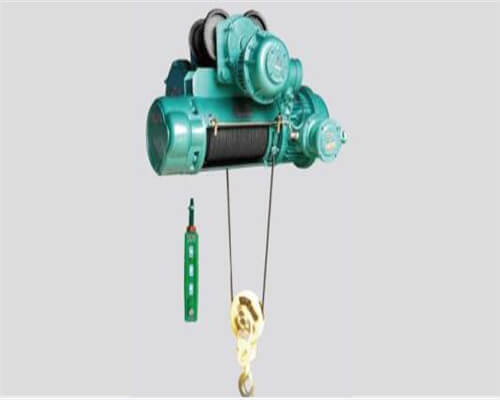 BCD Type Explosion Proof Wirerope Electric Hoist