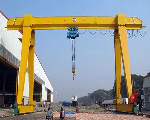 MHA Electric Hoist (box type) Gantry Crane for Sale
