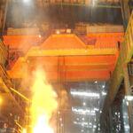 Steel Mill Ladle Crane