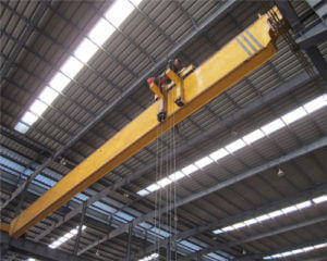 Ellsen 5 ton low clearance bridge cranes