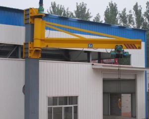 Elslen 5 tons crane for sale