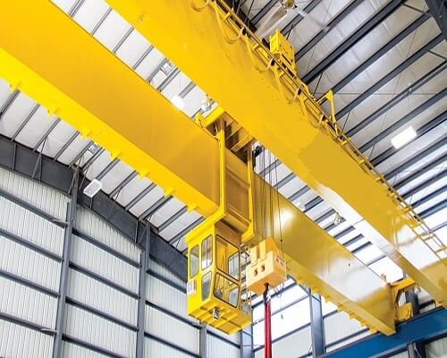 60 Ton Double Girder Bridge Crane for Sale