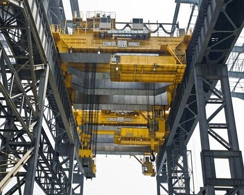 Double Girder Casting OverheadCrane forSale