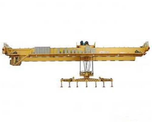 Electromagnetic Slewing Overhead Crane with Carrier Beam for Sale