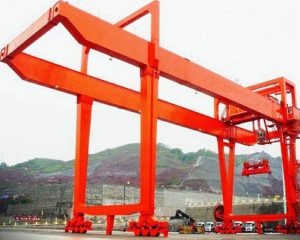 Ellsen Hot Sale U Type Double Girder Gantry Crane