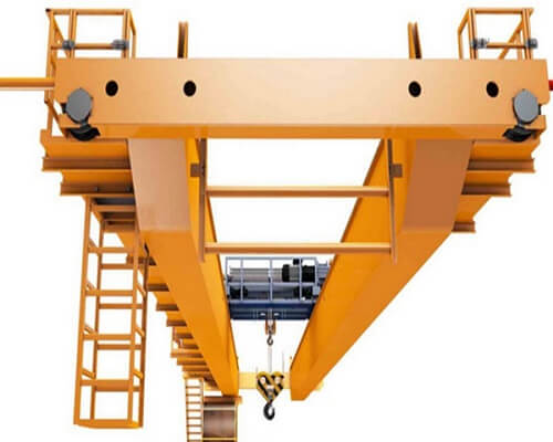 Double Girder Overhead Crane for Sale