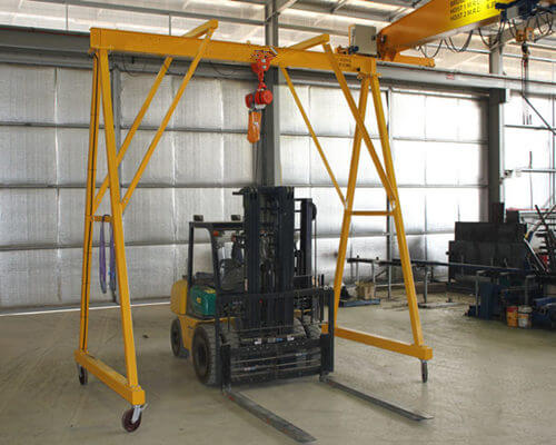 Movable Gantry Crane Made in China for Sale