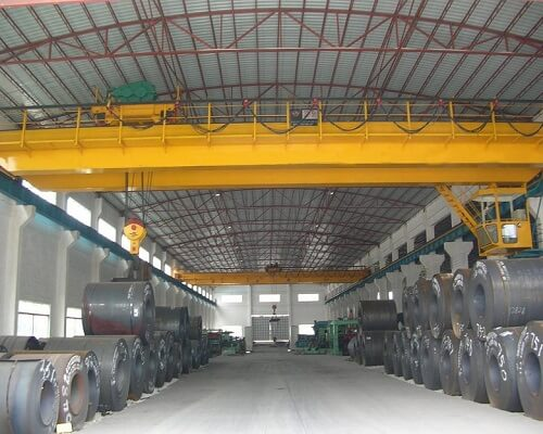 Ellsen Warehouse Trolley Overhead Crane for Sale
