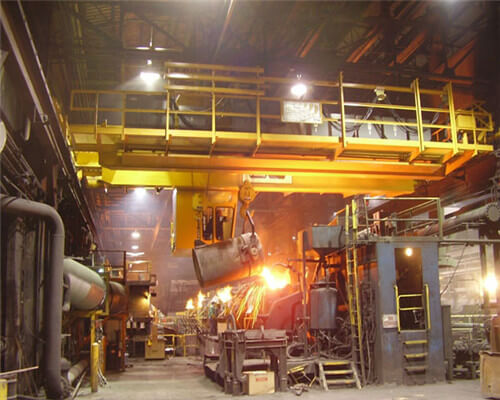 Electromagnetic Overhead Crane With Hook for Sale