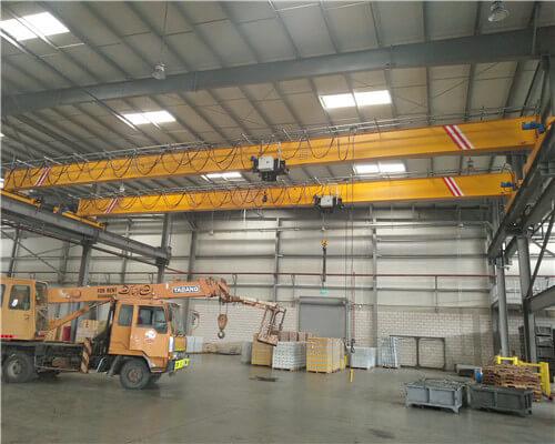 Crane Installing