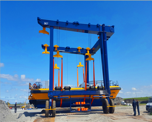 Ellsen Factory Price Boat Lifts for Sale