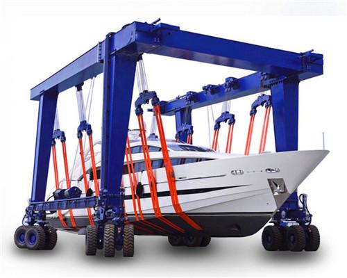 Ellsen boat travel hoists 50t for sale