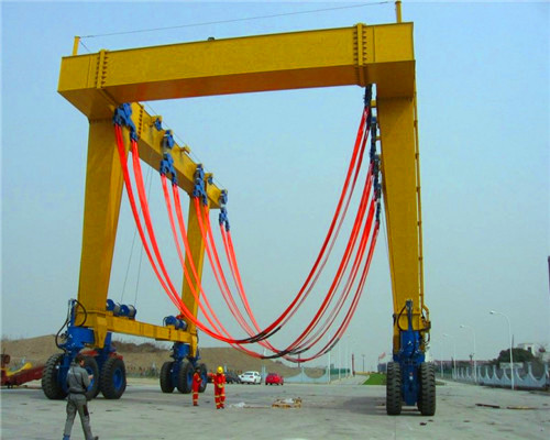 25 ton gantry boat lift for sale