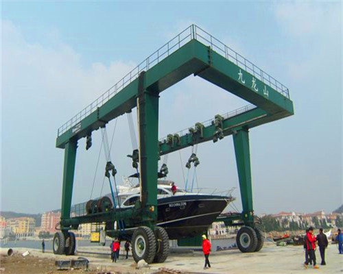Mobile Boat Hoist for Sale