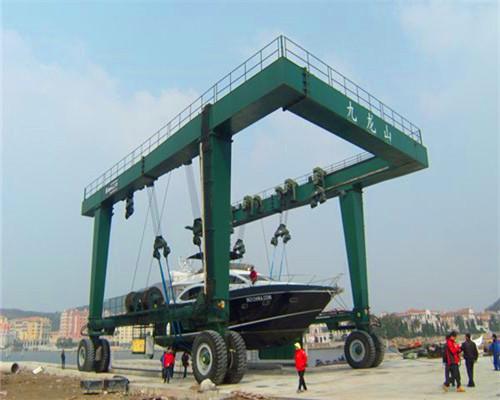 Mobile Boat Hoist For Sale