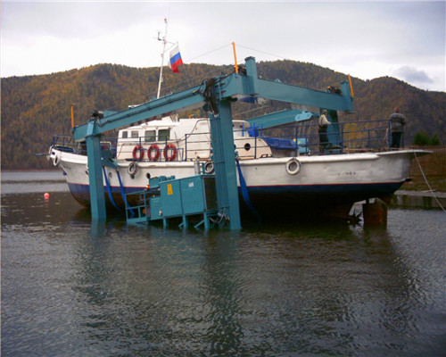 Mobile Boat Crane Price