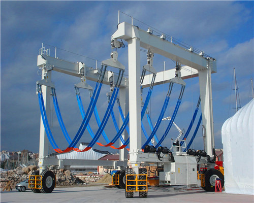 Travelift Crane for Sale
