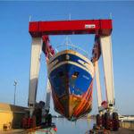 Marine Travel Lift