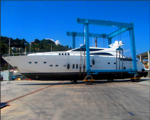 marine boat lifts specifications