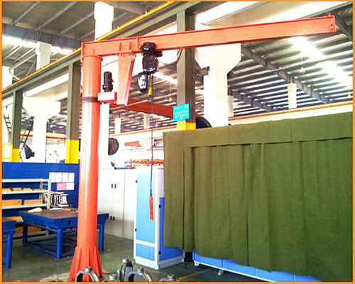 1t jib gantry crane specifications