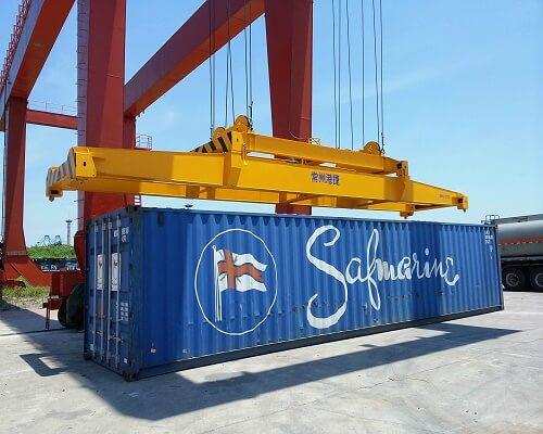 Ellsen Straddle Carrier for Sale