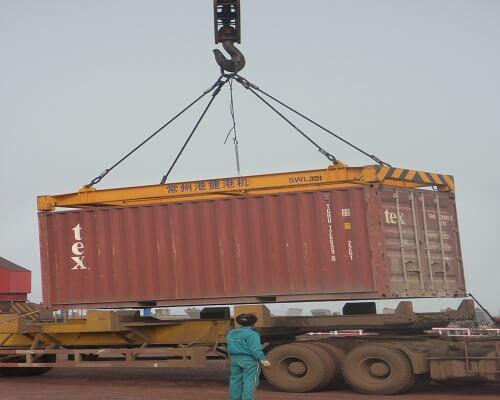 Ellsen staddle carrier parts hook