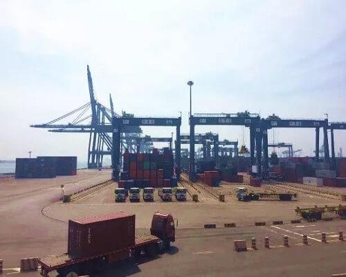 Port Crane Solution