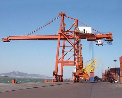 Straddle Port Lifts