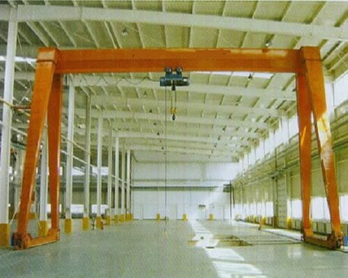 3t Gantry Crane Wholesaler Latest Design Gantry Crane 3t
