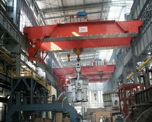 Ellsen 20t casting bridge crane for sale