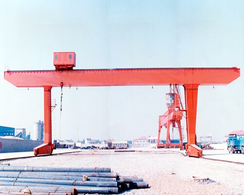 10t gantry crane single girder for sale