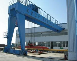 Ellsen Heavy Duty Fixed Gantry Crane for Sale