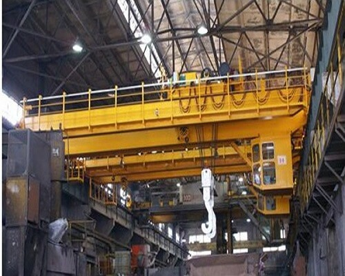 Double Grider 20t Overhead Crane for Sale