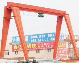 10 Ton Gantry Crane for Sale