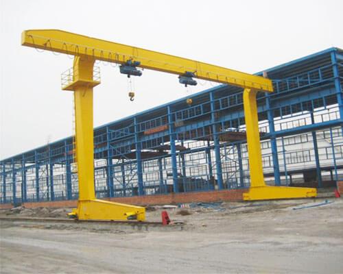 L-shaped Gantry Crane