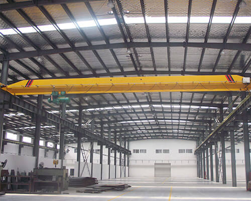 Single Girder Bridge Crane Supplier