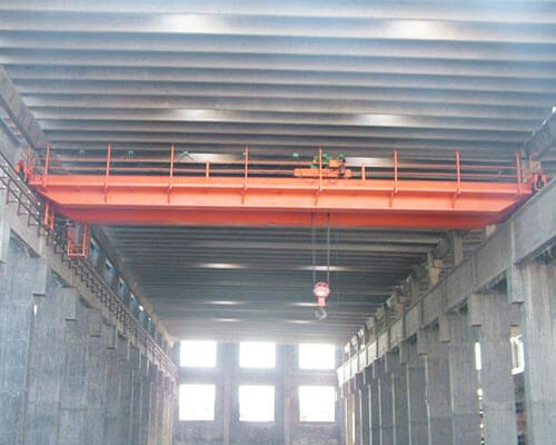 Double Girder Overhead Crane 5 Ton for Sale