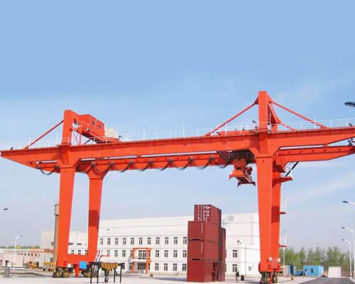U Frame Gantry Crane 10t