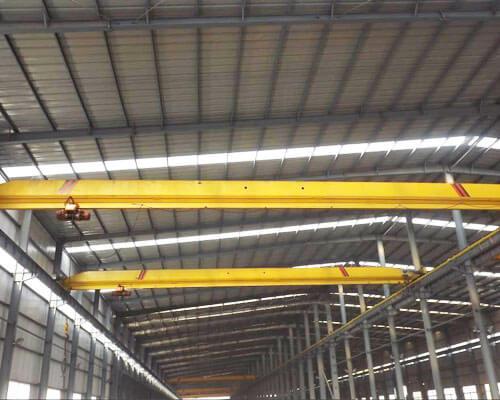 5 Ton EOT Crane