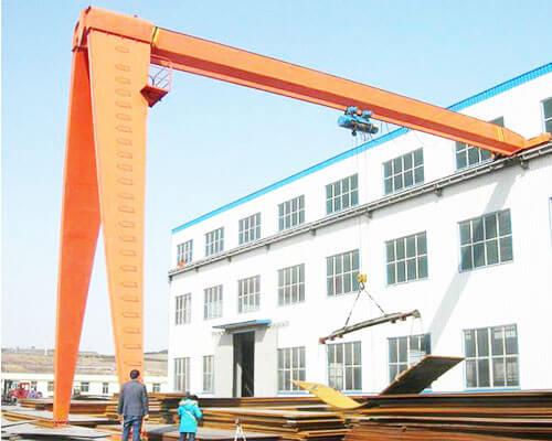 10 Ton Semi Gantry Crane