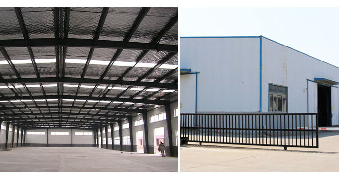 Steel Warehouse Buildings for Sale