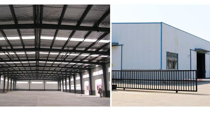 Ellsen Steel Warehouse Buildings