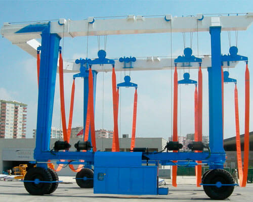 15 Ton Boat Travel Lift for Sale