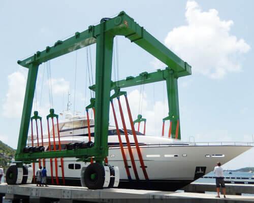 Ellsen Boat Lift Hoists